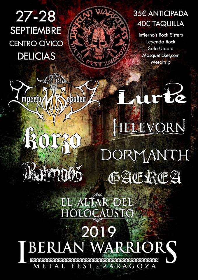 iberian warriors 2019 cartel