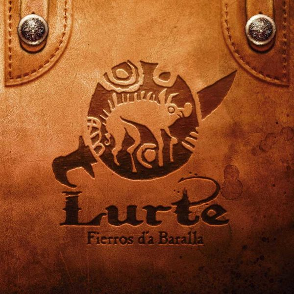 Lurte. Fierros d'a Baralla. Single 2016