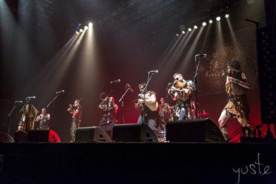 Lurte Almogávares: Multiusos Zaragoza 2018