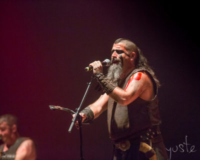 Lurte Almogávares: Chaime Magallón | Voz y dulzaina | Sala Multiusos, Zaragoza | 2018