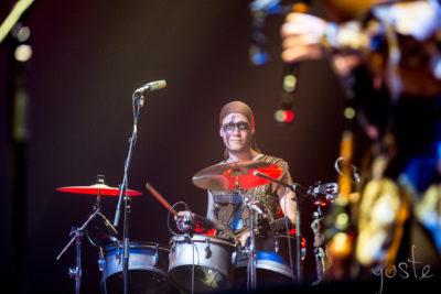 Lurte Almogávares: Rubén | Percusión | Sala Multiusos, Zaragoza | 2018